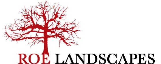 Roe Landscapes Logo